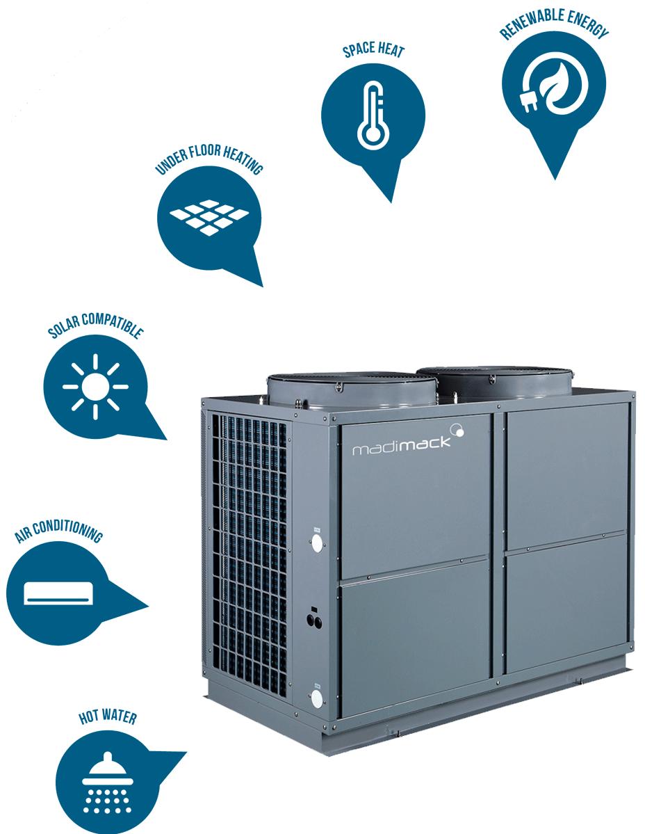 heat pumps_HVAC_HVAC system_energy-efficient solutions
