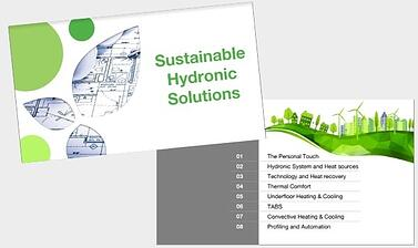 hydronic heating and cooling_underfloor heating_underfloor cooling_heat pump_heat pumps