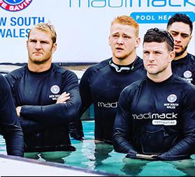 Madimack & Surf Life Saving Initiative To Save Lives